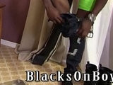 black, fucked