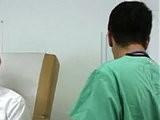 doctor, exam, room